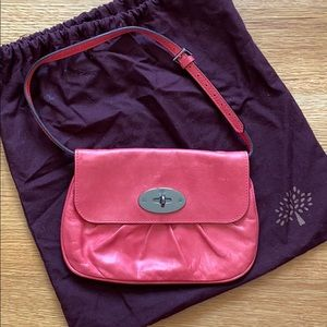 Mulberry Pink Small Shoulder Bag or Clutch